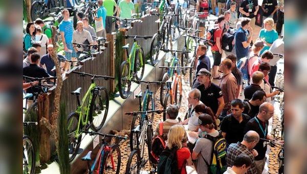 Eurobike feiert erneut ein Rekordergebnis