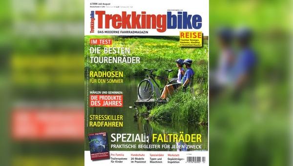 Trekkingbike Ausgabe 04/08