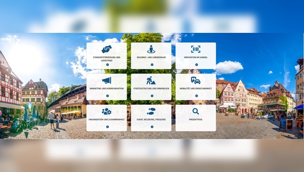 Aktions-Website einer konzertierten Initiative.