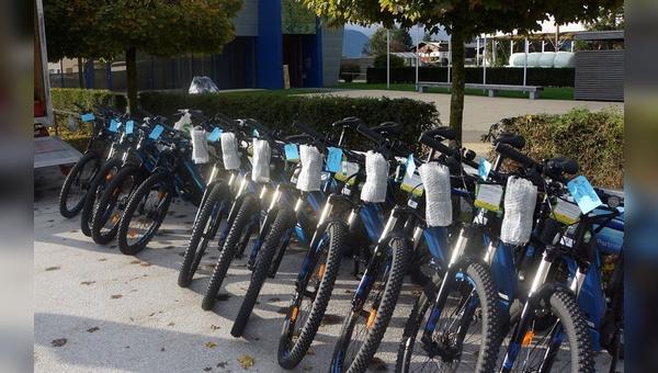 E-Bike-Flotte für Unternehmen