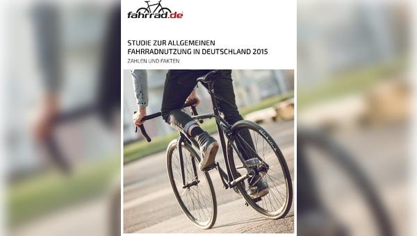 Neue Studie zur Fahrradnutzung in Deutschland