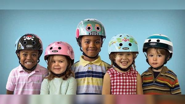 Obwohl sie optisch einiges hermachen - nicht jeder fährt gerne mit Helm. Aus diesem Grund lehnt auch der ADFC eine generelle Helmpflicht ab. Man riskiere damit einen Rückgang der Radnutzung, argumentiert der Fahrradclub.