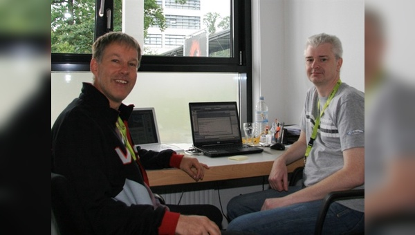 Eurobike 2009 wieder mit englischen Tagesausgaben