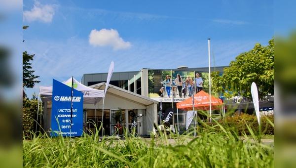 Seit 2017 gibt es in Zupthen auch ein Experience-Center für Haendler und Endkunden.