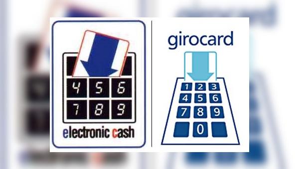 """""""electronic cash"""" gehört bald der Vergangenheit an - """"girocard"""" tritt die Nachfolge an"""