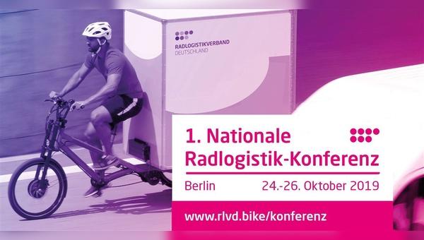 1. Nationale Radlogistik Konferenz in Berlin