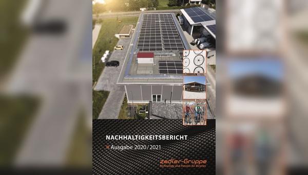 Auszuege aus dem neuen Nachhaltigkeitsbericht der Ludwigsburger Zedler-Gruppe.