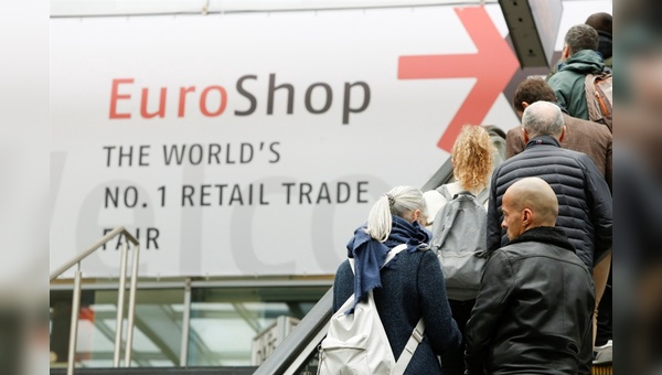 Alle drei Jahre lädt die EuroShop nach Düsseldorf.