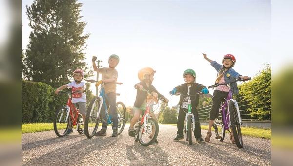 Mit leichten Kinderrädern feiert Woom gerade eine Erfolgsgeschichte.