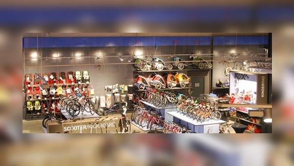 Der Fahrradhandel konnte im Jahr 2018 die Umsätze erheblich steigern.