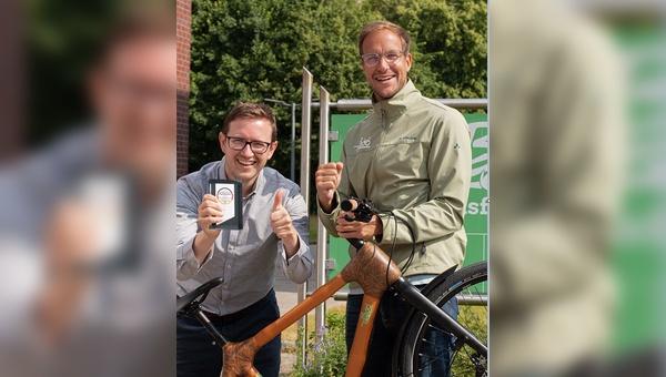Gruender und CEOs: Maximilian Schay und Jonas Stolzke