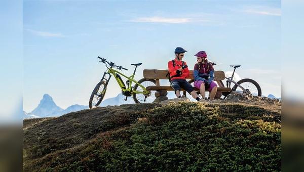 Wie ticken die E-Mountainbiker*innen?