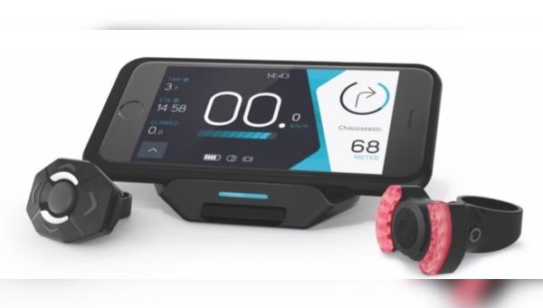 Smartphonelösungen für das Fahrrad.