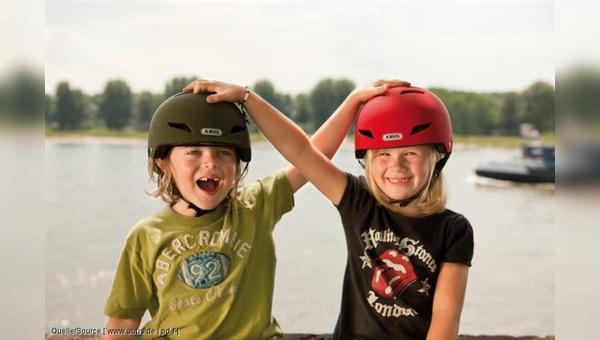 Kinderhelme werden in Österreich bald zu Pflicht auf den Straßen