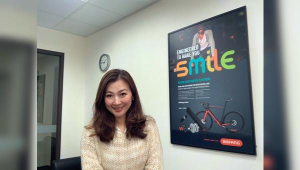 Denise Huang betreut künftig OEM-Kunden in Taiwan