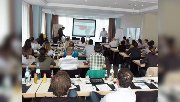 Online Marketing Workshop in München