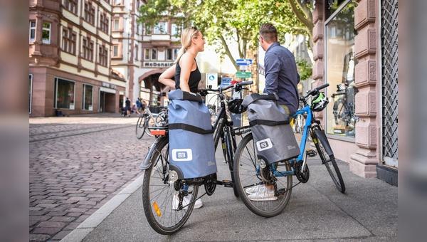 Neue Fahrradtasche B3 Bag