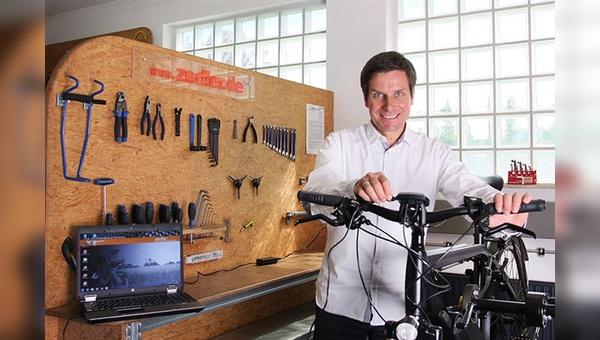 Dirk Zedler - künftig auch Sacherständiger für Elektrofahrräder