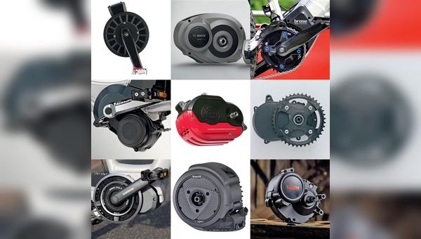 Magazin E-Bike-Systeme