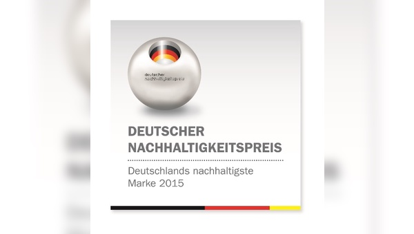 Der Deutsche Nachhaltigkeitspreis wurde vergeben.
