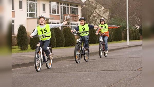 Aus Fußgängern werden Radfahrer
