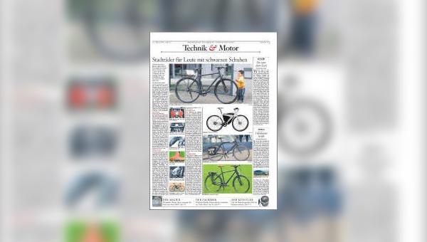 Pardey stellt vor: Schicke Räder für schicke Menschen
