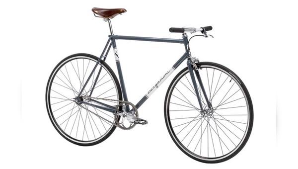 Das Trackbike bringt den Bahnradkult in die Großstädte.