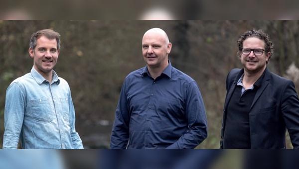 v.l. Michael Hecken, Kalle Nicolai, Benjamin Börries