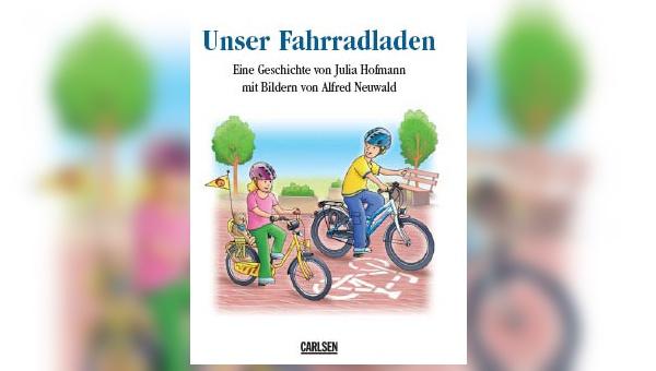 Neu auf dem Markt: Ein Pixi-Buch in dem das Fahrradgeschäft um die Ecke kindgerecht beschrieben wird.