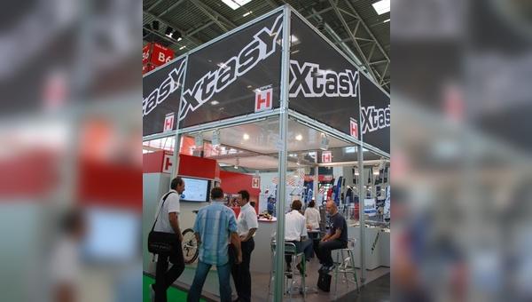 Neuer Markenauftritt bei Humpert auf der Bike Expo