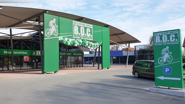 Die Filiale in Soest ist jetzt eröffnet