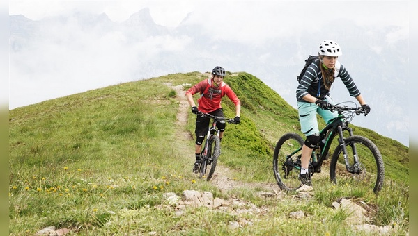 Intercycle unterstützt ein Tourismusprojekt.