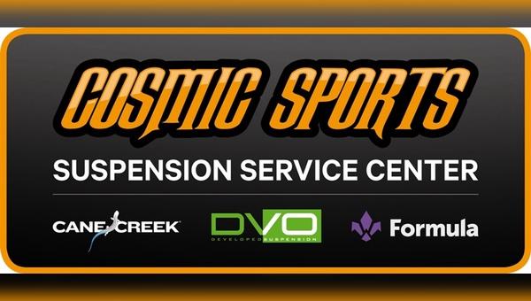 Cosmic Sports mit knüpft neues Service-Netz