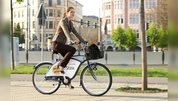 Start frei für den Nextbikes heißt es bald auch in Augsburg