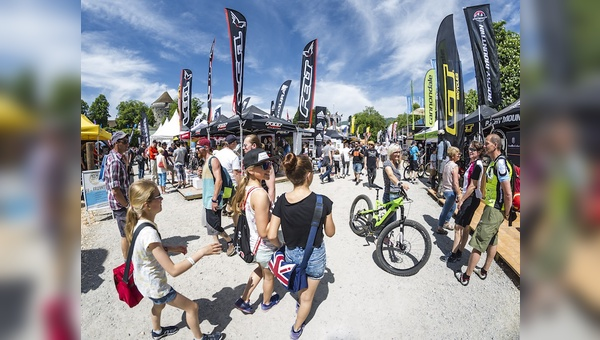 Die Veranstalter erwarten etwa 25.000 Besucher für die Bike Days Solothurn.
