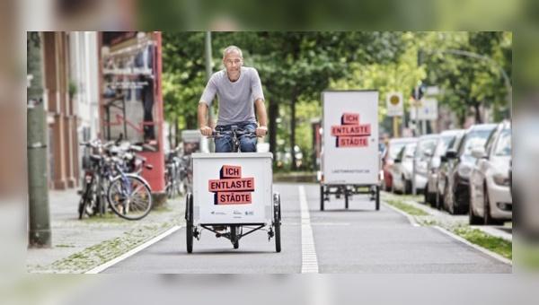 Berlin will Lastenräder noch attraktiver machen.