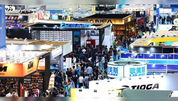 Die Taipei Cycle Show bereitet sich auf die Ausgabe 2021 vor.