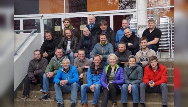Grundlagenschulung zur VSF..all-ride Werkstatt in Marburg