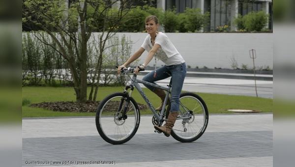 Fahrradfreundlichste Persönlichkeit 2011 - Wolke Hegenbarth