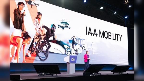 Alle Mobilitaetsformen vereinen: das ist das ausgesprochene Ziel auch kuenftig fuer die IAA Mobility.