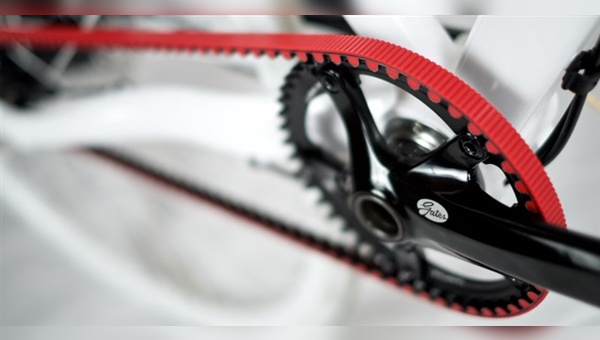 Ein Hingucker: Carbon Drive Red
