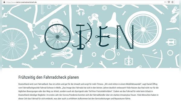 Haendlerkampagne aus Osnabrueck.