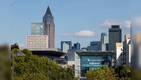 Die Eurobike findet ab 2022 unter dem Messetrum in Frankfurt statt.