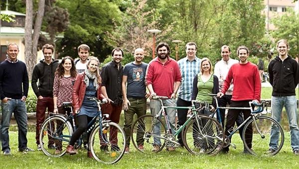 Das Team von BikeCityGuide hofft auf Privatinvestoren via Crowdfunding.