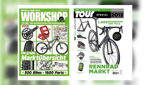 BIKE WORKSHOP und TOUR RENNRAD MARKT