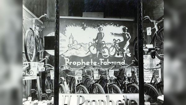 In Halle an der Saale wurde Prophete gegründet.