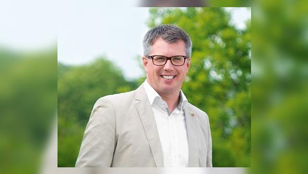 Christian Rothe, Mitglied der Geschäftsleitung bei Abus.