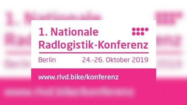 Die 1. Nationale Radlogistik-Konferenz kündigt sich an.