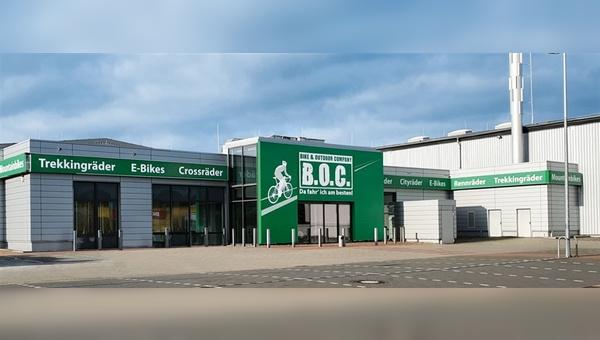 B.O.C. steht vor der Neueröffnung in Pinneberg.