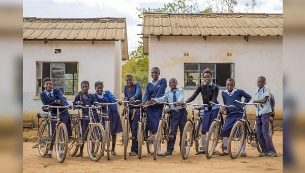 Quelle: Stadt Mannheim, Fachbereich Presse und Kommunikation, Bild: World Bicycle Relief